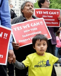 Join Us in the March for Farmworker Justice! @ St. Stephen's United Methodist Church | Carson | California | United States