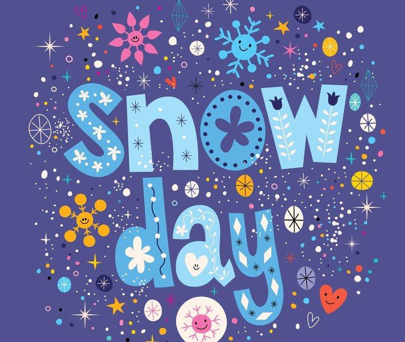 Snow Days!