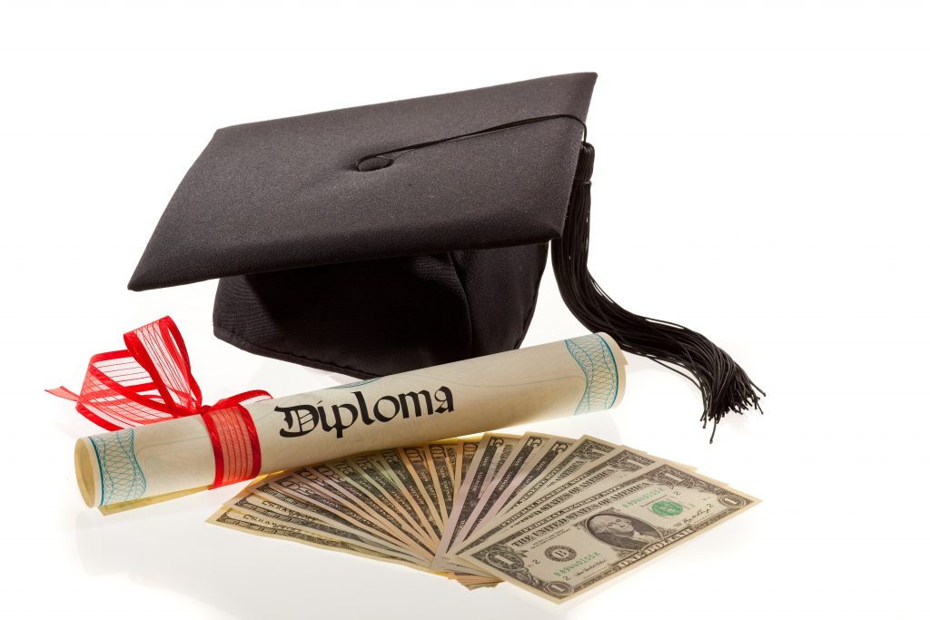 money or education essay Can money really buy us happiness, and, if so, how much psychology today find a therapist money can help our kids afford a decent higher education.