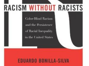 Racial Justice Book Group: Racism Without Racists