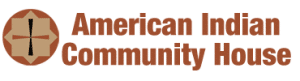 logo for American Indian Community House